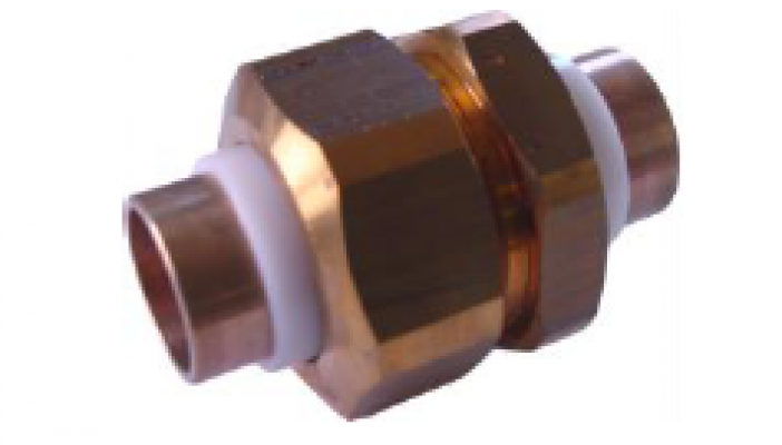 Dielectric fitting