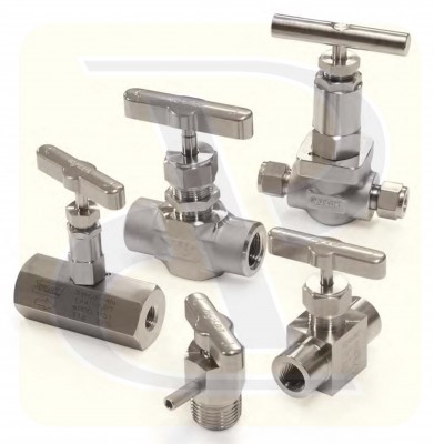 Hy-Lok Naaldafsluiters/ Multi Turn Shut Off Valves