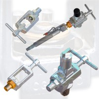 Rego Superior Products PIN Index beugel (Yokes)